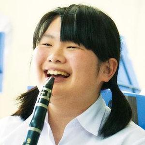 富田望生 中学高校