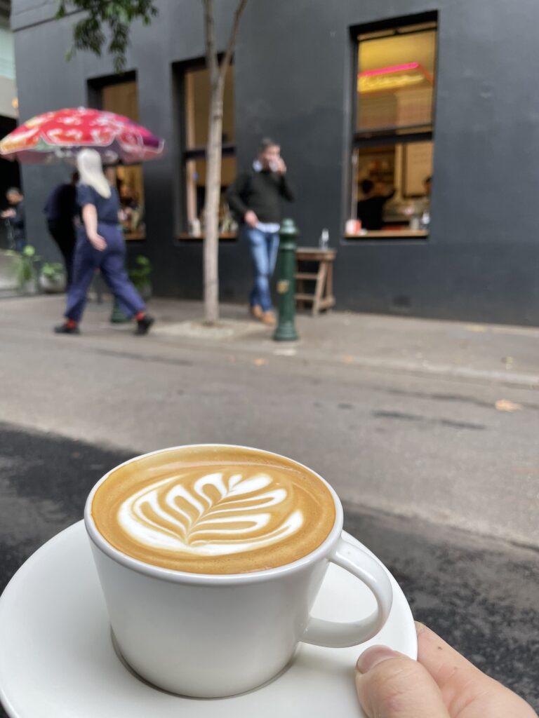 メルボルンCBD 美味しいカフェ