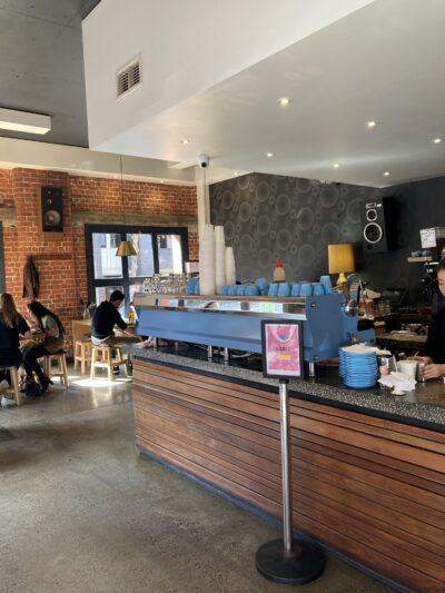 メルボルン ブランチ カフェ